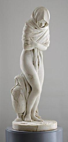 Timidez-La Frileuse 1787 Jean-Antoine Houdon